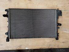 VAUXHALL VECTRA C SAAB 93 1.9 CDTI Z19DTH  ENGINE COOLING  RADIATOR 24418345