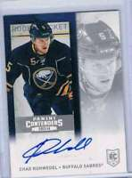 2013  Playoff Contenders Rookie Ticket Signatures #279 Chad Ruhwedel NM-MT Auto
