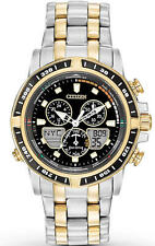 Men's Citizen Eco Drive Sailhawk Chronograph Watch JR4054-56E