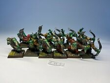 Warhammer Orcs and Goblins  - Orruks - Orc Arrer Boys - Archers  x 12