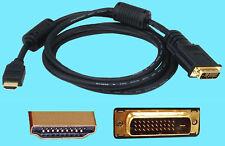 Ultra Gold HDMI M1-D video cable 6 feet ft foot M1-DA Digital Male Projector