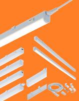 LED 4W LINKLIGHT KITCHEN UNDER CABINET WARM WHITE SLIMLINE STRIP LIGHT 277mm