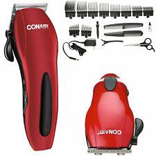 Professional Cordless Hair Cut Kit Clipper Haircut Men Barber Trimmer Cutting