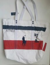 Polo Ralph Lauren Canvas Tote Bags   Handbags for Women  ca81be77753f5