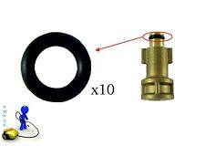 Pressure Washer Bosch/Faip Snow Foam & Lance Adaptor O-rings 10 Off