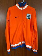 2010 Nike Holland Nederland Anthem Track Jacket Size Large L