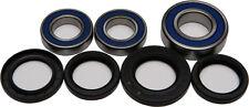 NEW ALL BALLS  Rear Wheel Bearing Seal Kit  Suzuki GSX-R600 01-09 GSXR750 00-09