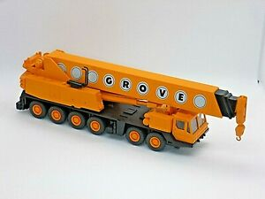 WIKING camion grue GROVE comme NEUF en HO 1:87eme