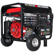 DuroStar DS12000EH 12,000-Watt 457cc Portable Hybrid Gas Propane Generator