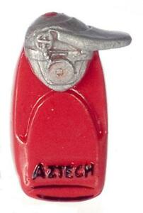 Dolls House Red Electric Can Opener Miniature 1:12 Kitchen Cafe Accessory