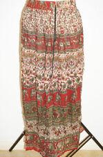 Handmade 100% Cotton Full Skirts for Women