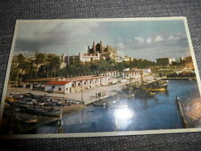 Mallorca Spain   Posted 1956  POSTCARD VINTAGE  GOOD CONDITION