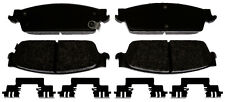 Disc Brake Pad Set-Performance Ceramic Rear ACDelco Specialty 17D1194SDH
