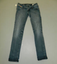 Diesel Size Petite Distressed Jeans for Women