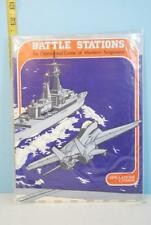 Battle Stations An Operational Game of Modern Seapower Simulations Canada Shrink