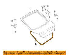 Genuine Hyundai 81754-2C000 Tailgate Pull Handle