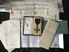 More details for alexander moir - cased obe medal (type i) and papers - officer - british empire