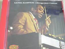 LIONEL HAMPTON CHICAGO JAZZ CONCERT CD (6245)