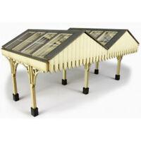 Metcalfe Platform Canopy OO Gauge Card Kit PO340