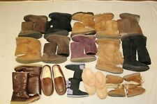 Ugg Australia Lot Wholesale Used Boots Rehab Resale 25 Pound Mixed Collection