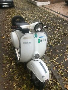 Vespa Scooter 150 Super 1968
