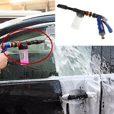 Car Washer Gun Spray Snow Foam Bottle Wash Lance Soap Gun (Capacity: 100ml.) NEW