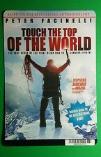 TOUCH THE TOP OF THE WORLD FACINELLI ART MINI POSTER BACKER CARD (NOT a movie)