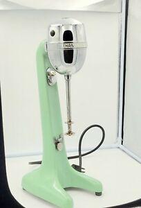 Hamilton Beach Drink Master Malt Milkshake Mixer Model 930 Jade