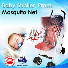 Baby Pram Net Stroller Buggy Covers Bugs Pushchair Bug Mosquito Safe Insects Net
