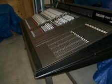 Amek Einstein Super E recording console mixer , Mixing Board