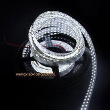 5M 1200 LED 3528 Cool White LED Strip SMD Flex Light 240leds/M Double Row 12V NP