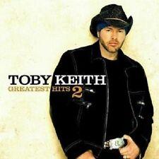"""TOBY KEITH """"GREATEST HITS 2"""" CD NEUWARE"""