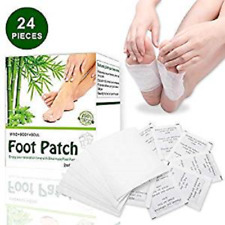 Foot Patch, 24 Foot Patches, Stress Relief, Mind, Body, Soul, Relax & Sleeping