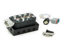 AccuAir VU4 Solenoid Valve Manifold 4-Corner Unit For Air Bag Suspension System
