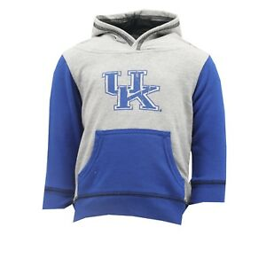 Kentucky Wildcats NCAA Baby Infant Size Distressed Hooded Sweatshirt New Tags