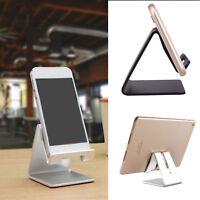 Universal Desk Desktop Phone Stand Holder Mount For Tablet PC/iPhone/Pad/Samsung
