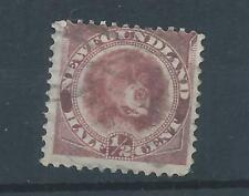 Newfoundland stamps. Canada. 1/2c Newfoundland Dog used. Unsure on colour.(E951)