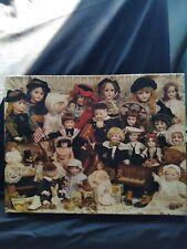 "The Doll Shop A Springbok Jigsaw Puzzle 18"" X 23.5"". vintage."