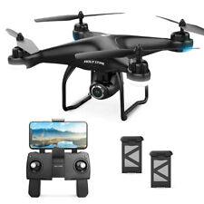 Holy Stone HS120D GPS Drone with 1080p FPV Video Camera Quadcopter Follow Me RTF