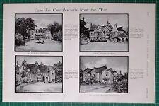 1900 BOER WAR CONVALESCENTS CARE GOLDER'S HILL HILL FARM HIGH WYCOMBE SURBITON