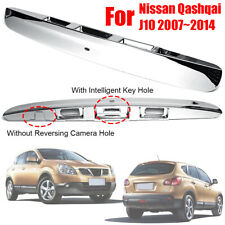 Tailgate Boot Lid Handle W/ I-Key Without Camera Hole For Nissan Qashqai J10