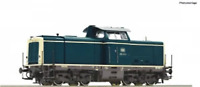 Roco 52538 HO Gauge Start DB BR212 Diesel Locomotive IV