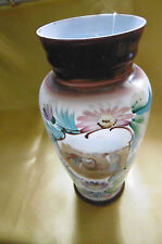 vase en opaline vintage (vintage opaline vase)