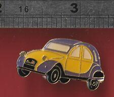 Car pin badge - Citroen 2CV