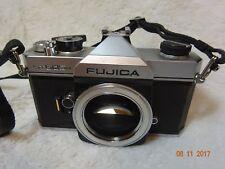 Fujica ST605N 35 mm cámara de cine cuerpo en buenas condiciones y fwo