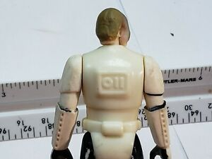 Luke Stormtrooper Last 17 Figure Damaged POTF 1984 **READ** vintage star wars