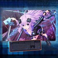 Hyperdimension Neptunia Neptune IF Compa Large Mouse Pad Table Keyboard Cos Mat