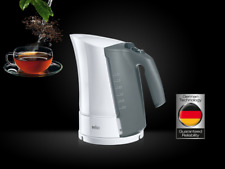 Braun WK300 Electric Tea Kettle 1.6 Liter 220 240 Volt EXPORT ONLY