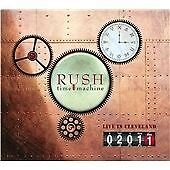 Rush - Time Machine 2011: Live in Cleveland (2011)  2CD  NEW/SEALED  SPEEDYPOST
