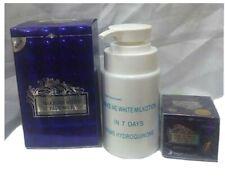 Make me white TRIPLE ACTION.                Lotion, Serum & Face Cream